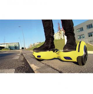Transportor Hoverboard Doc 2 Plus Bluetooth Auriu