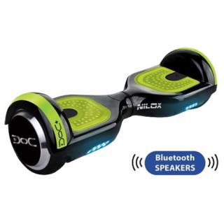 Transportor Electric Doc 2 Plus Bluetooth Negru