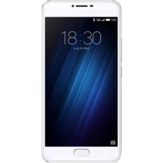 U10 Dual Sim 16GB LTE 4G Argintiu