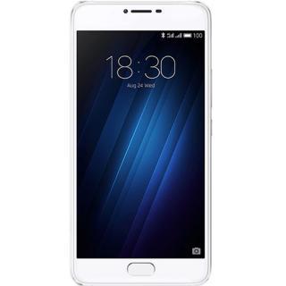 U20 Dual Sim 16GB LTE 4G Argintiu 2GB