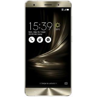 Zenfone 3 Deluxe  Dual Sim 64GB LTE 4G Argintiu  4GB RAM