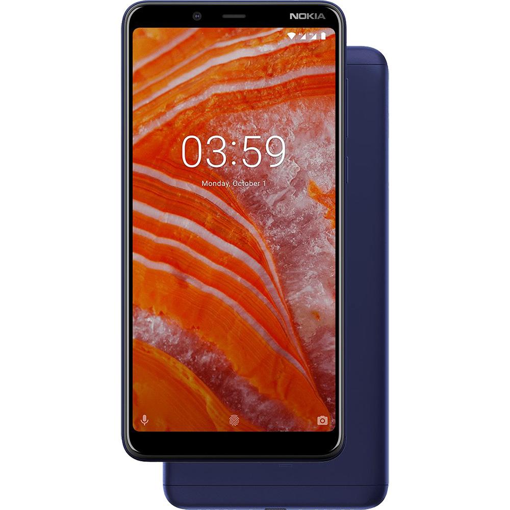 3.1 Plus  Dual Sim 16GB LTE 4G Albastru