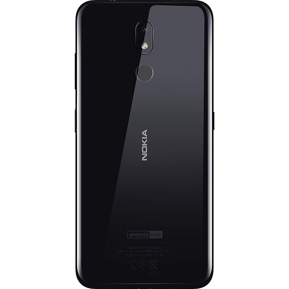 3.2 Dual Sim Fizic 32GB LTE 4G Negru 3GB RAM