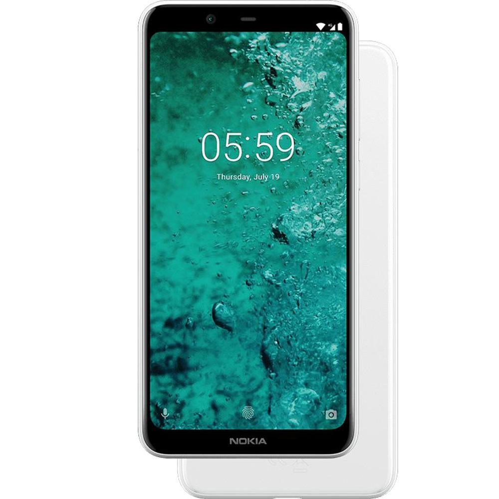 5.1 Plus Dual Sim Fizic 32GB LTE 4G Alb 3GB RAM