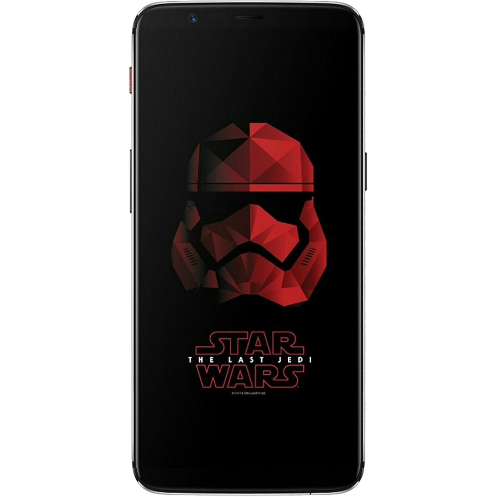 5T Dual Sim 128GB LTE 4G Alb Star Wars Edition 8GB RAM