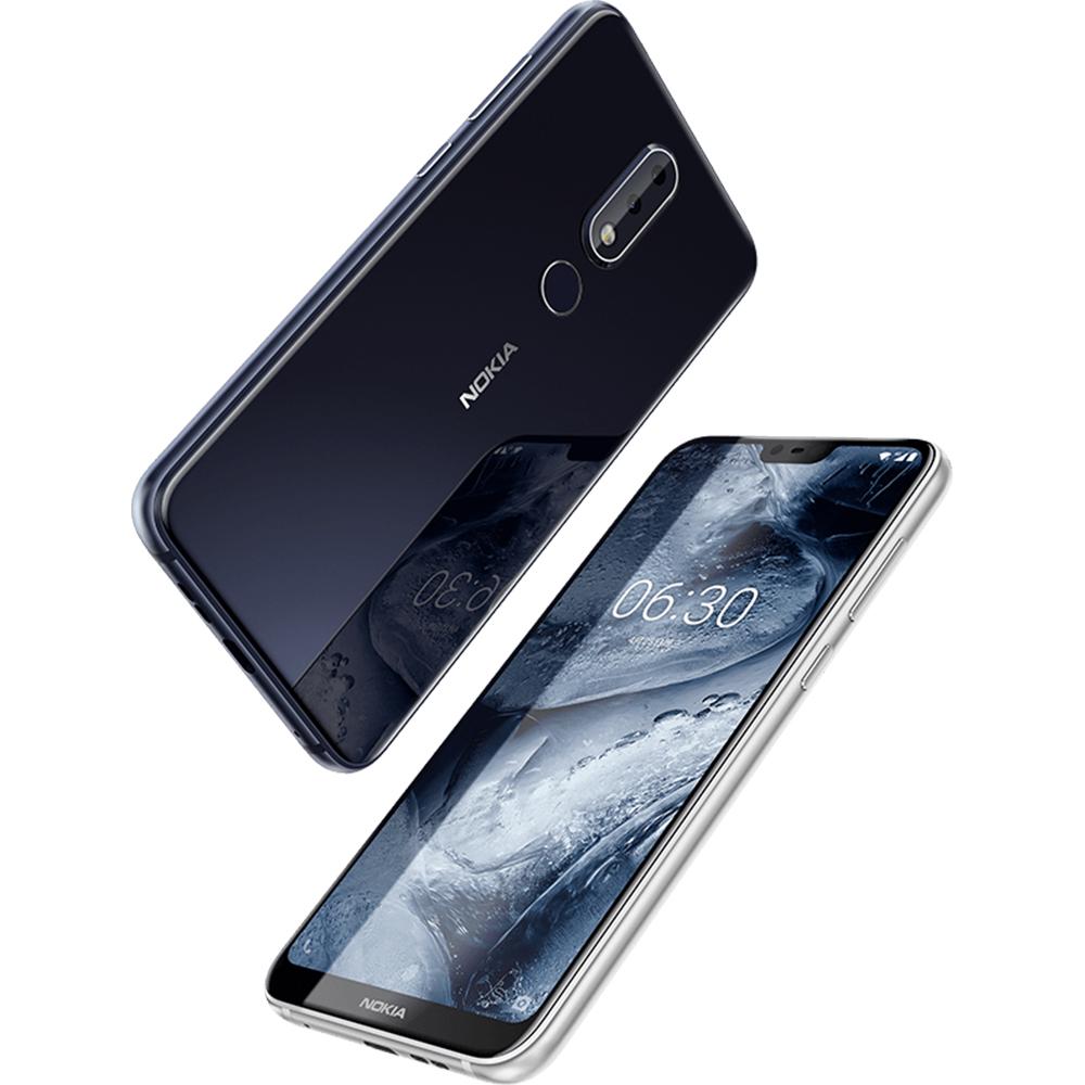 6.1 Plus Dual Sim Fizic 64GB LTE 4G Albastru 4GB RAM