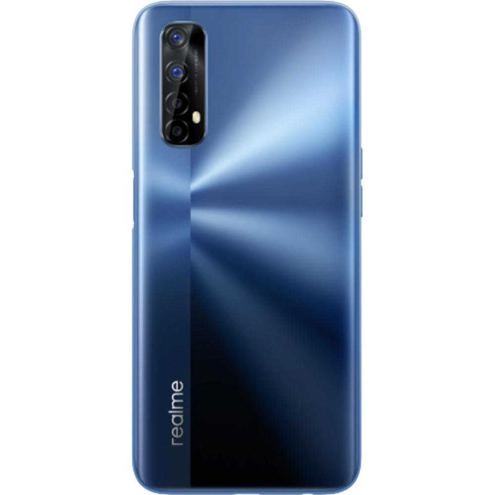 7 Dual Sim Fizic 128GB LTE 4G Albastru Mist Blue 8GB RAM