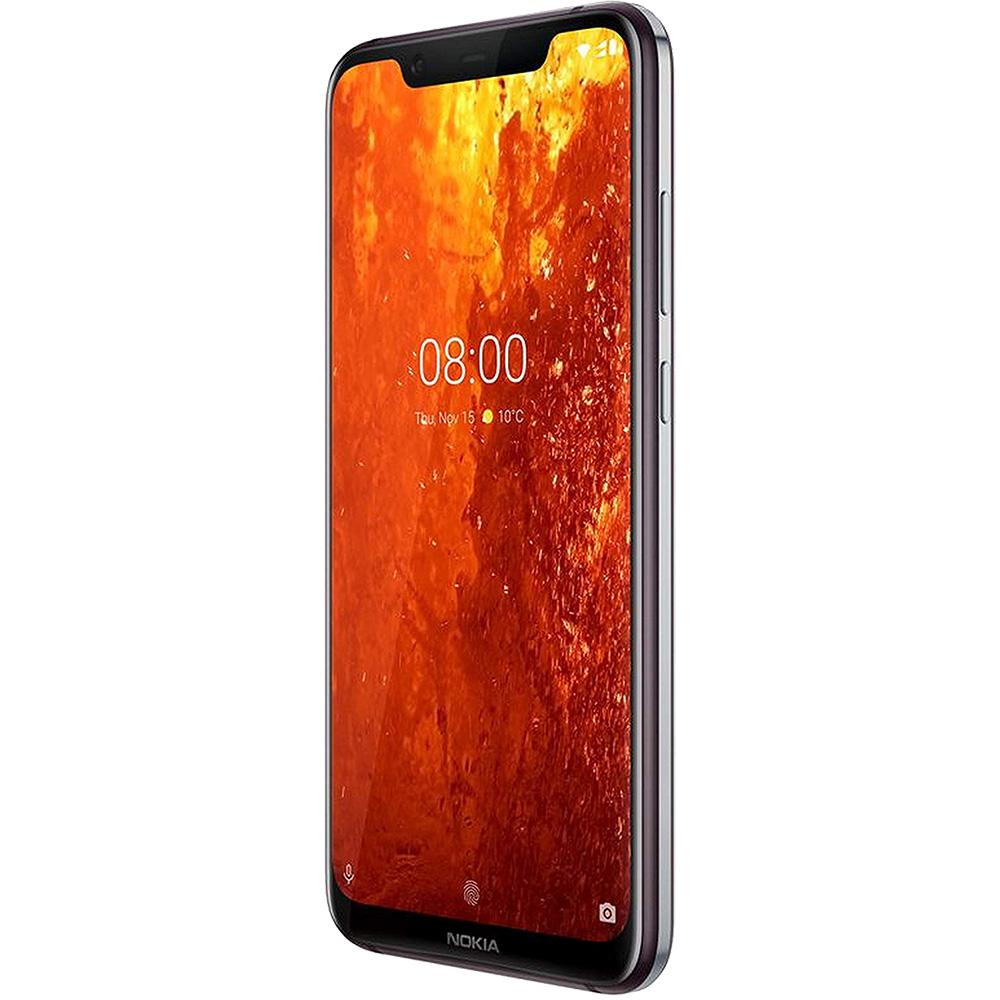 8.1  Dual Sim 128GB LTE 4G Gri  6GB