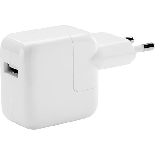 Incarcator pentru priza europeana cu iesire USB-A de 12W pentru iPhone si iPad (produs fara ambalaj) - Apple