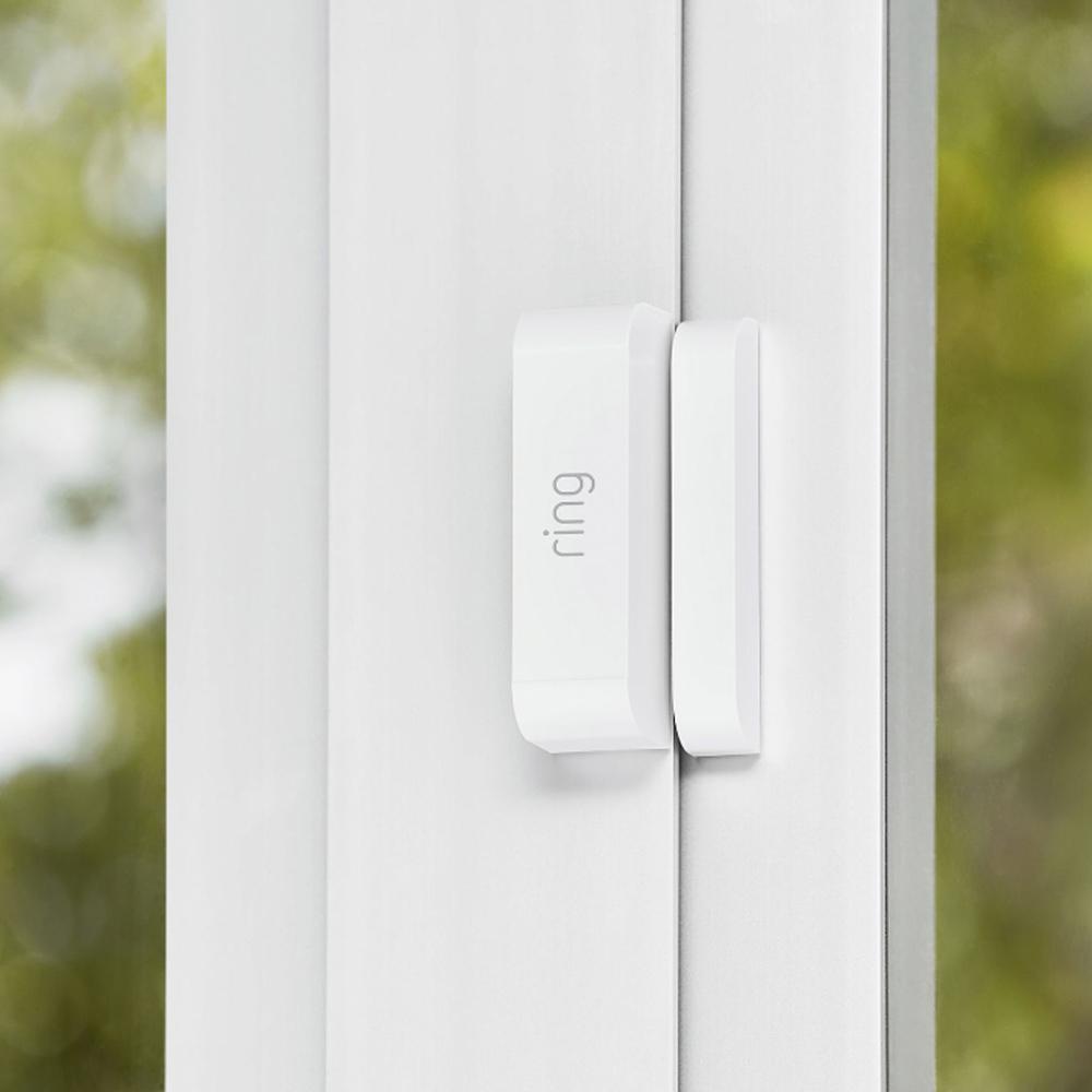 Alarm Home Security Kit Alb