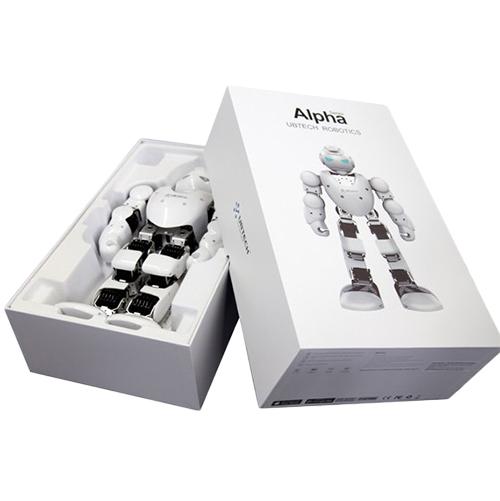 ALPHA 1S Robot Inteligent Interactiv Bluetooth