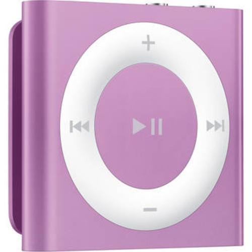 Ipod shuffle 4th gen 2gb violet