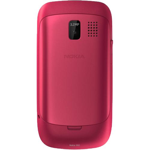 Asha 302 3g rosu