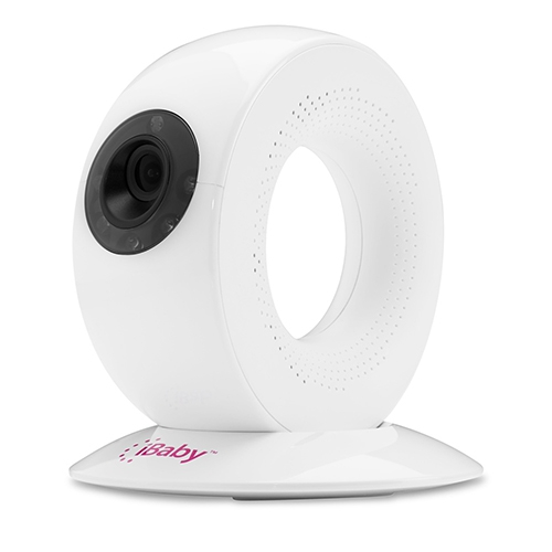 Wireless Camera supraveghere iBaby Alb