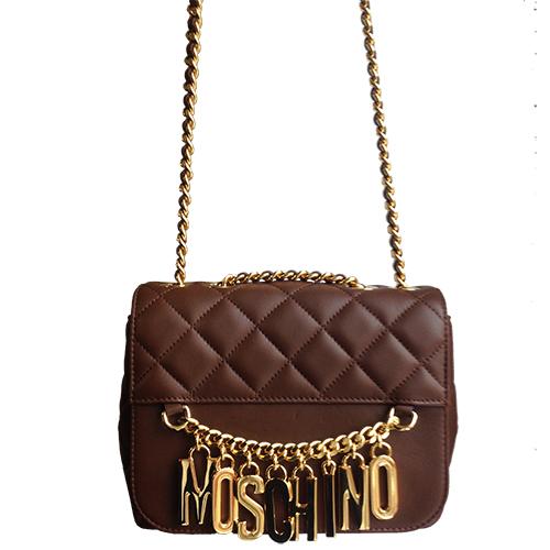 Bag with logo maro