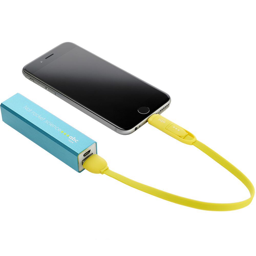 Baterie Externa 1800mAh Albastru