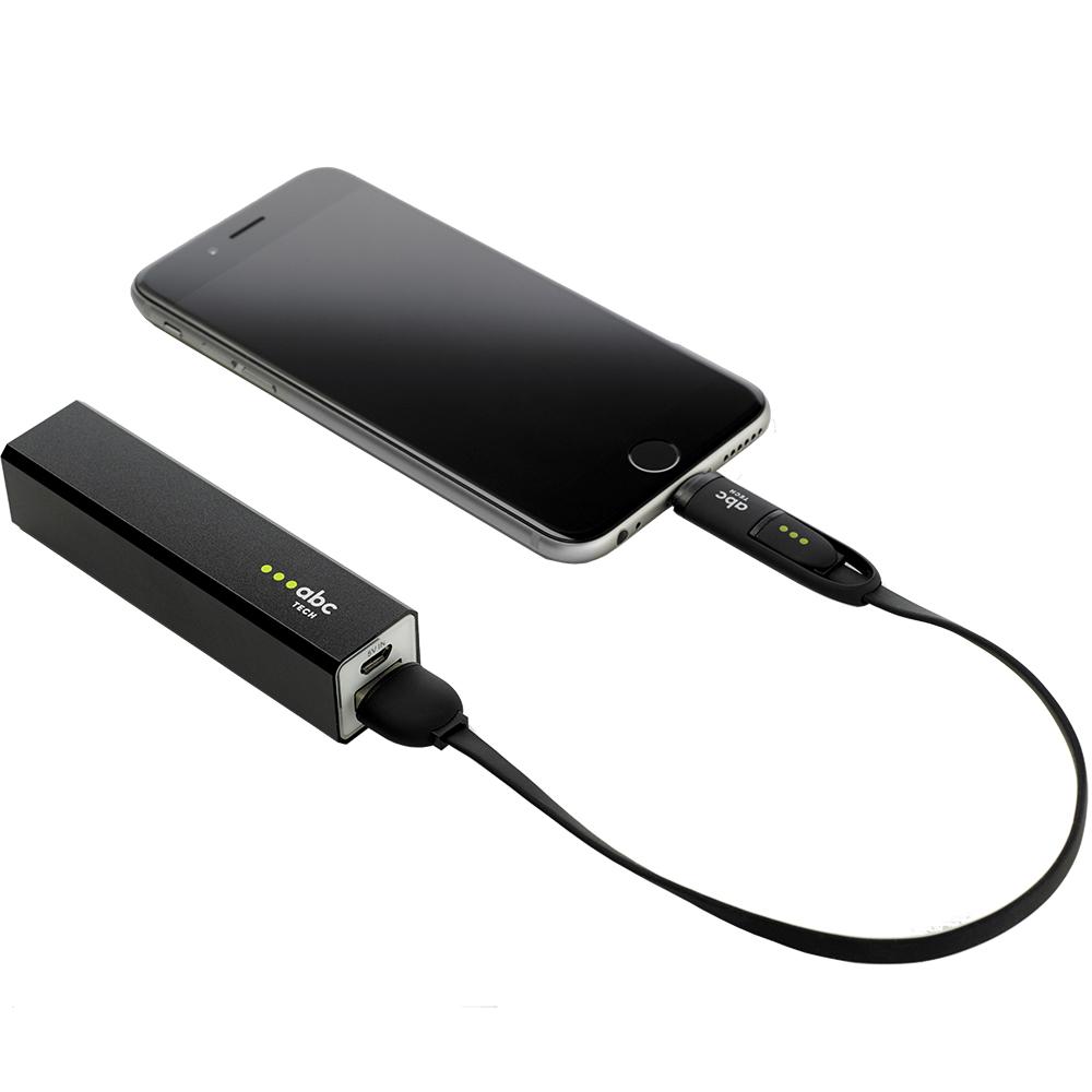Baterie Externa 1800mAh Negru