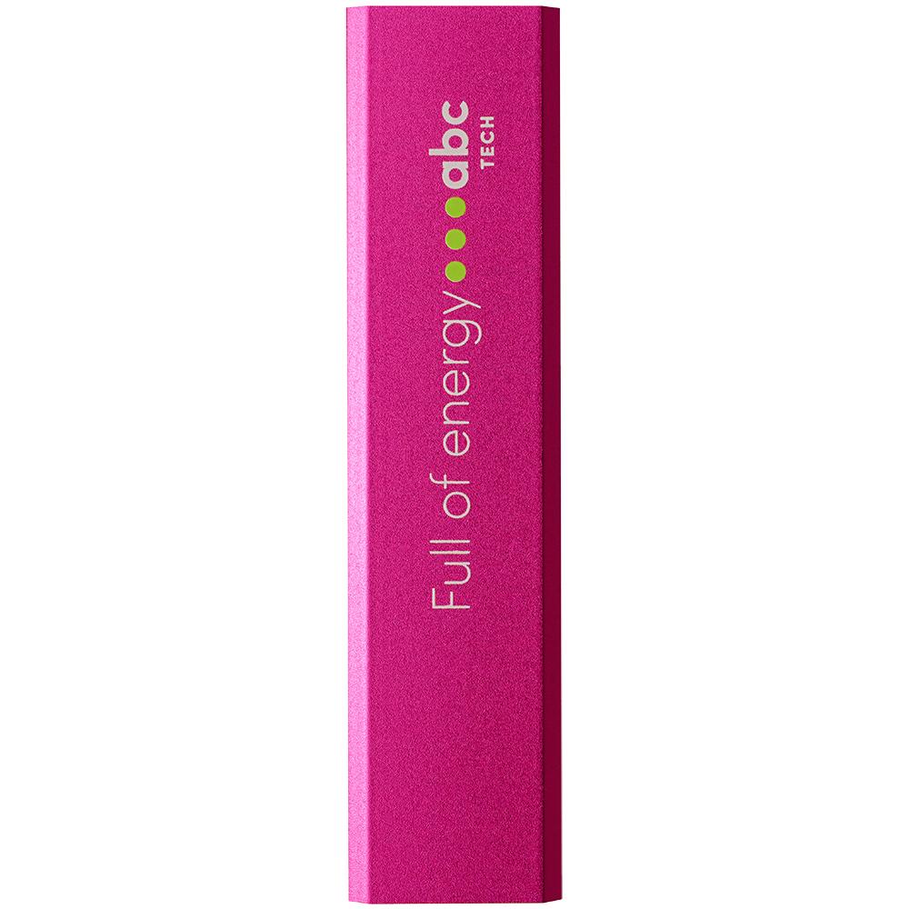 Baterie Externa 1800mAh Roz
