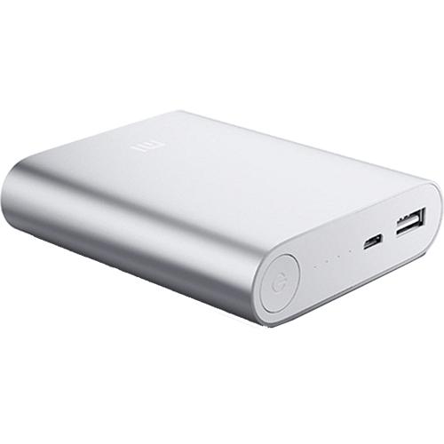 Baterie externa 5200 mah argintiu