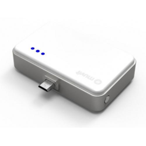 Baterie Externa 1800 mAh Alb