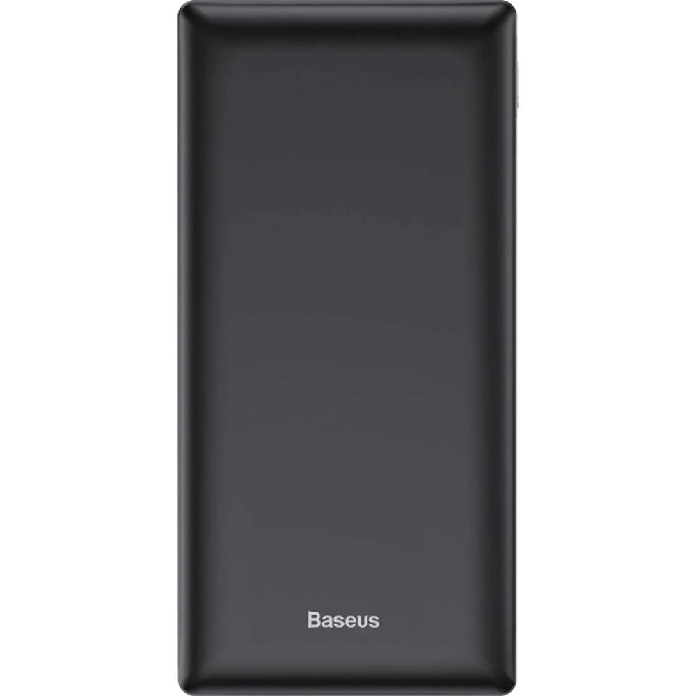 Baterie Externa Mini JA 2xUSB+ USB Type C Fast Charge 20000 mAh Negru