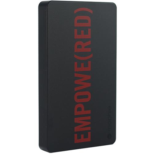 Baterie Externa Powerstation 6000mAh Rosu