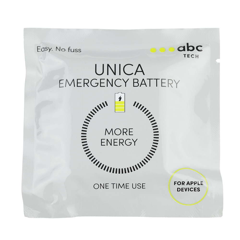 Baterie Externa Unica De Urgenta Pentru iPhone