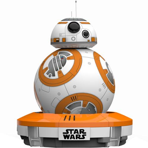 BB-8 Robot cu Aplicatie Star Wars