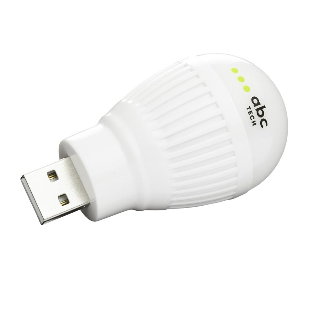 Bec Bulb USB Alb