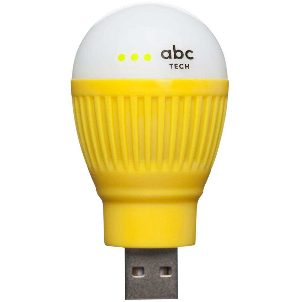 Bec Bulb USB Galben