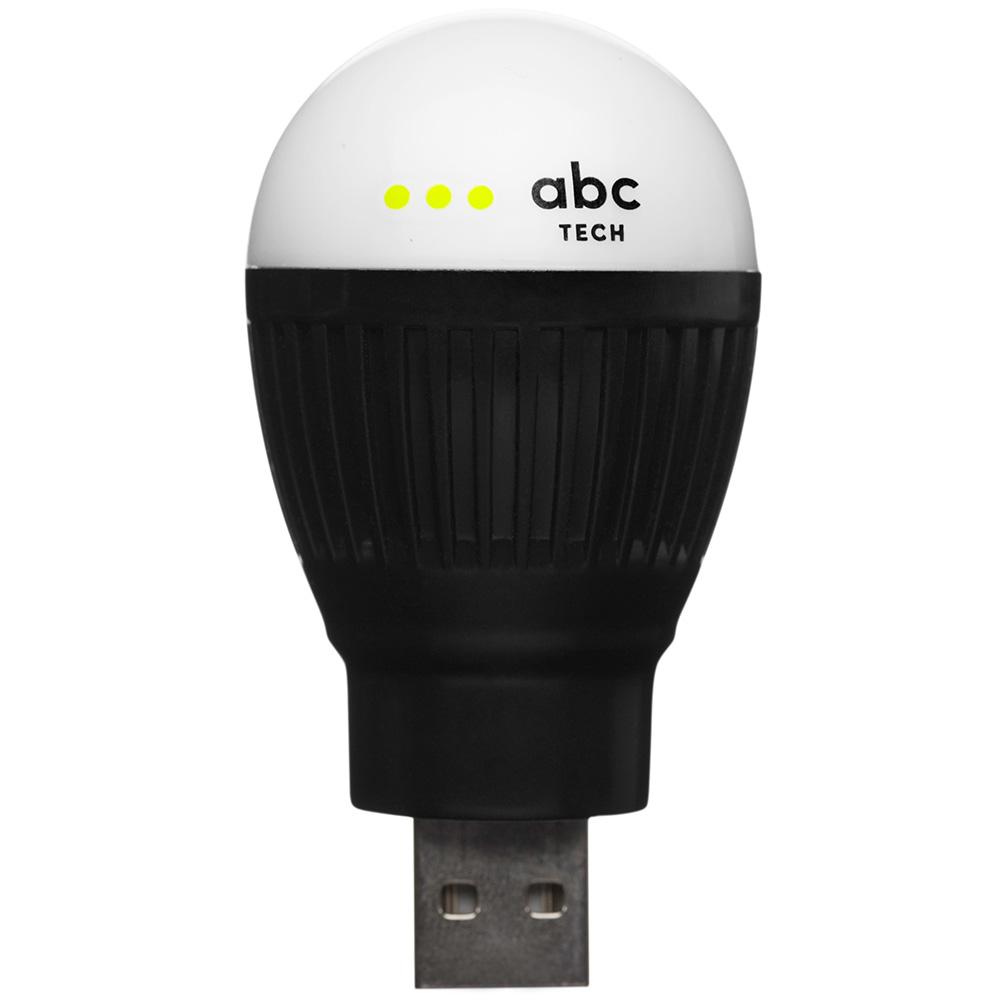 Bec Bulb USB Negru
