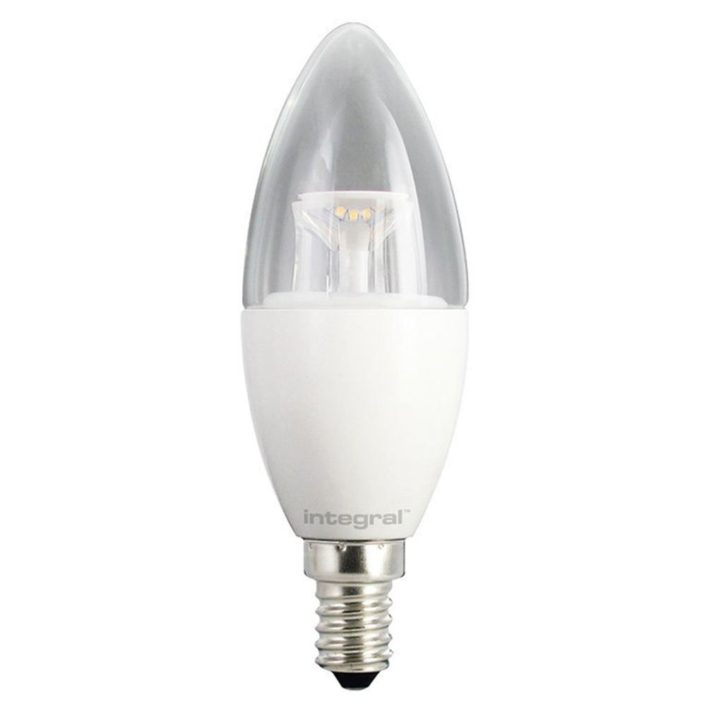 Bec Candle E14 480LM 6.2W 5000K