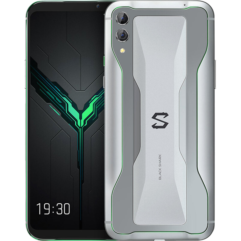 Black Shark 2  Dual Sim 256GB LTE 4G Argintiu  12GB RAM