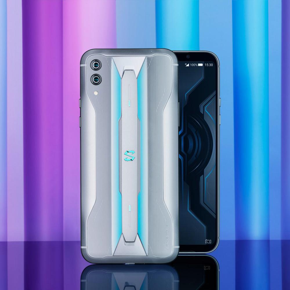 Black Shark 2 Pro Dual Sim Fizic 128GB LTE 4G Argintiu 8GB RAM