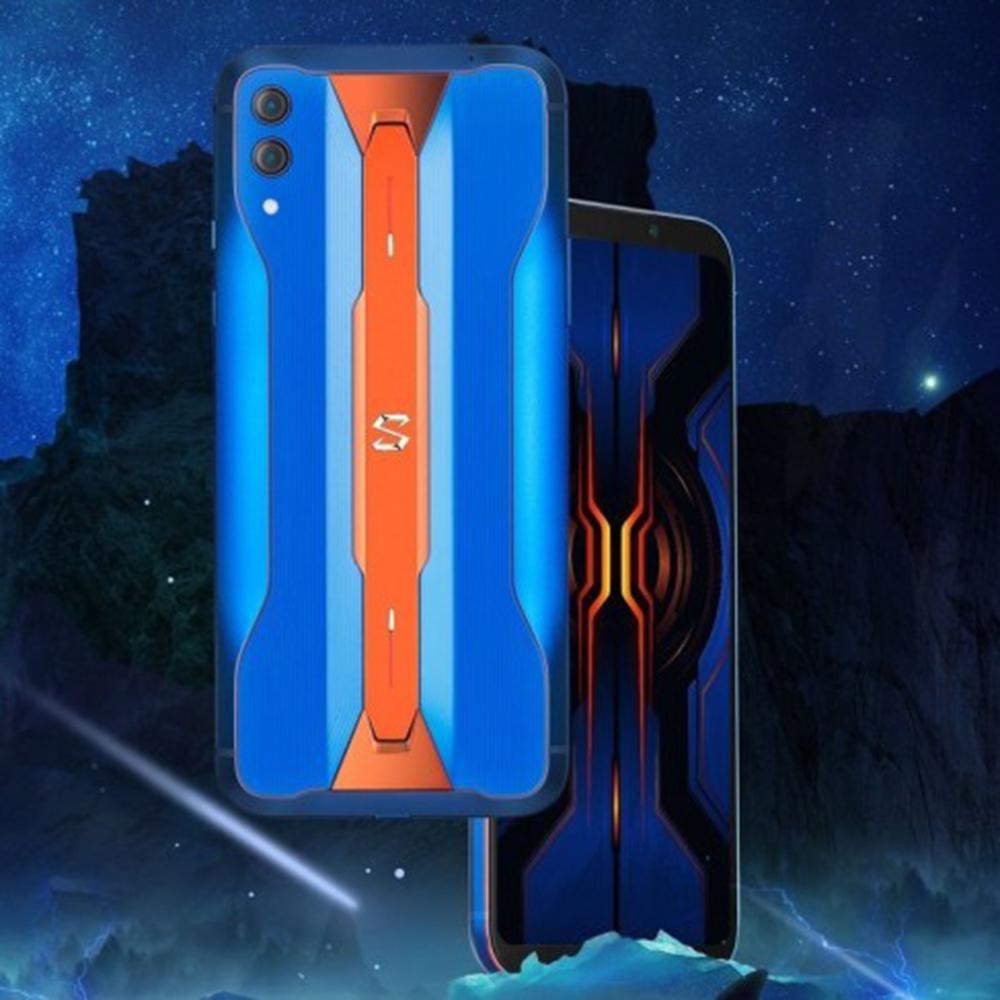 Black Shark 2 Pro Dual Sim Fizic 256GB LTE 4G Albastru Gulf 12GB RAM