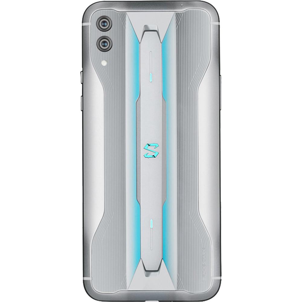 Black Shark 2 Pro Dual Sim Fizic 256GB LTE 4G Argintiu 12GB RAM