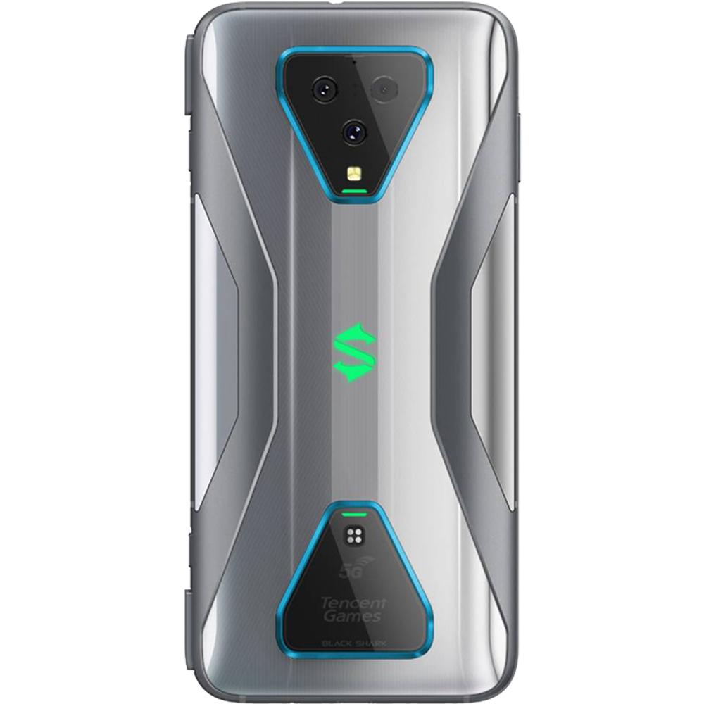 Black Shark 3 Pro Dual Sim Fizic 256GB 5G Gri Knight Grey 12GB RAM