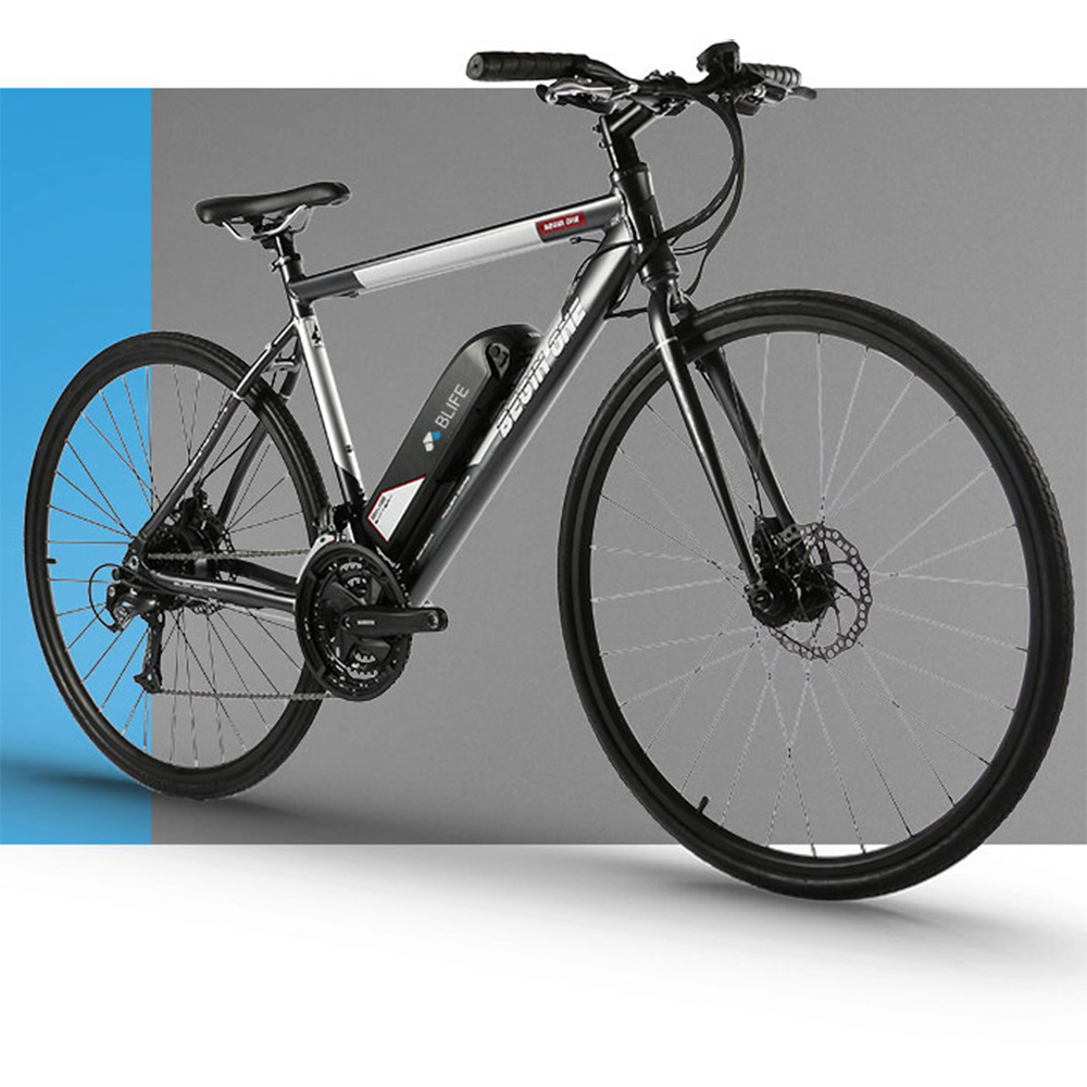 BLife Lancer Bicicleta Electrica Hybrid Road