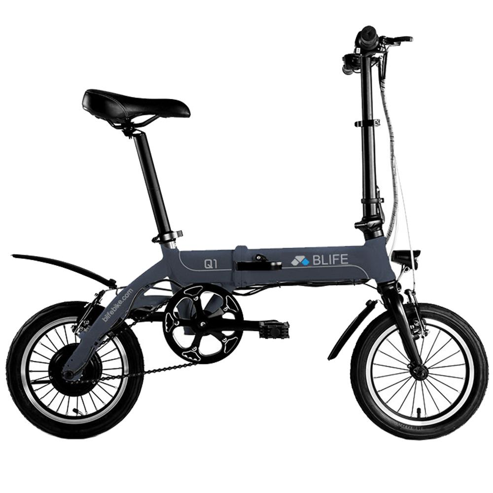 Blife Q1 Bicicleta Electrica Hybrid Pliabila