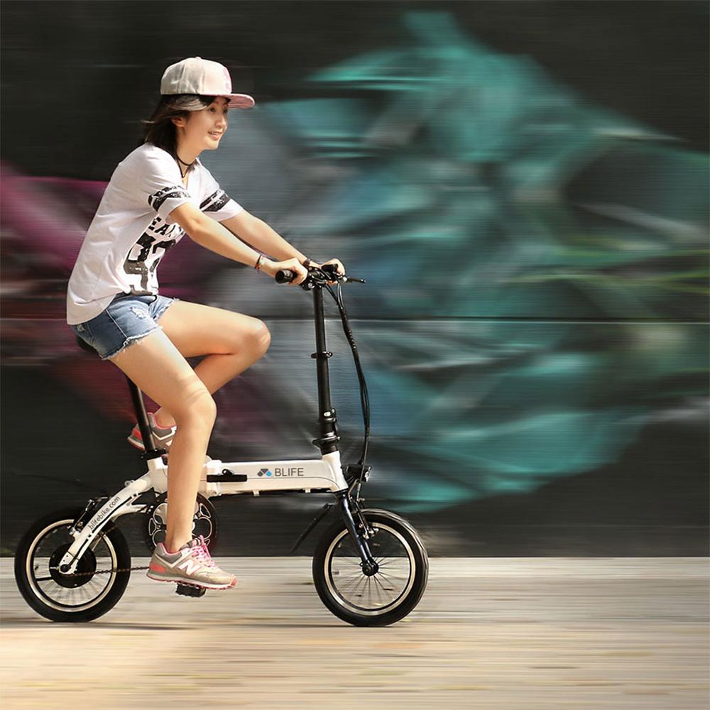 BLife Q3 Bicicleta Electrica Hybrid Pliabila