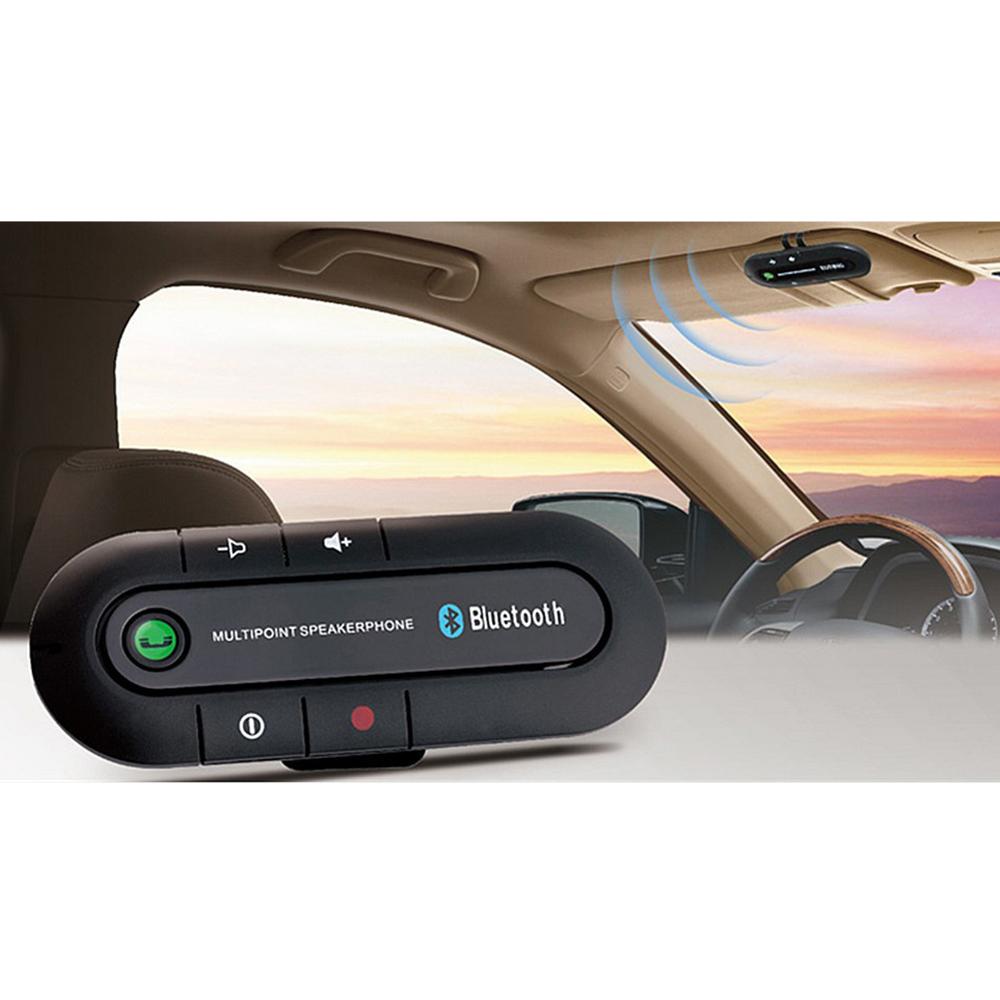 Bluetooth Car Kit Negru