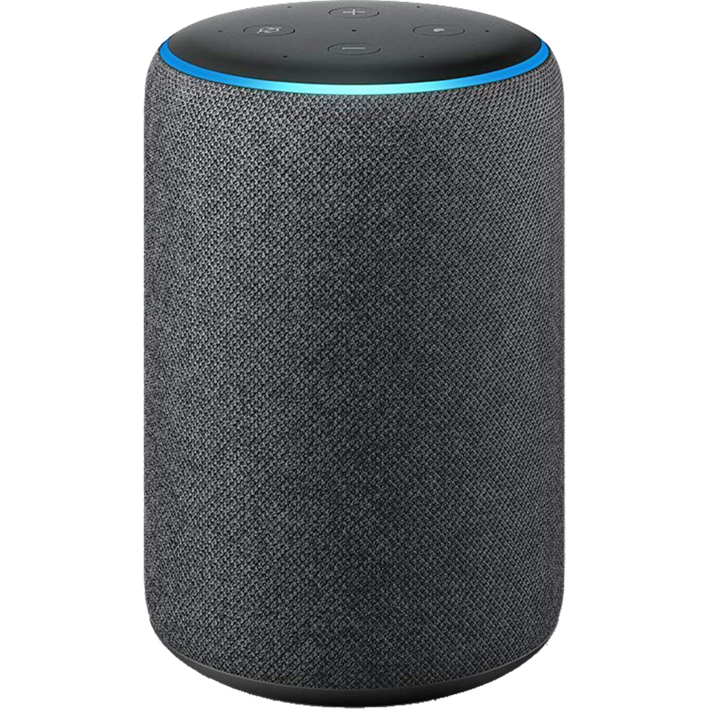 Boxa Inteligenta Echo Plus 2nd Gen  Negru