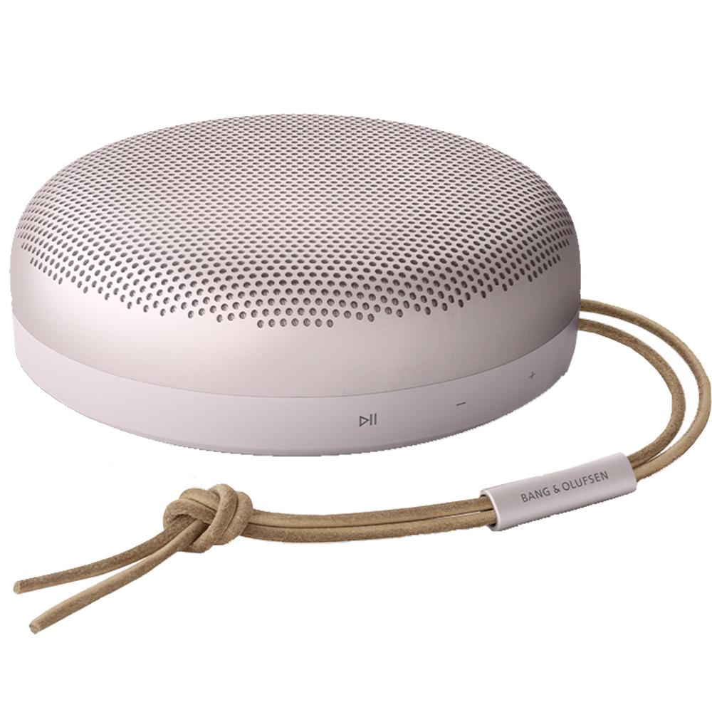 Boxa Portabila Wireless Bluetooth A1 2nd Gen Speaker, Sunet 360, Alexa, Waterproof, Roz