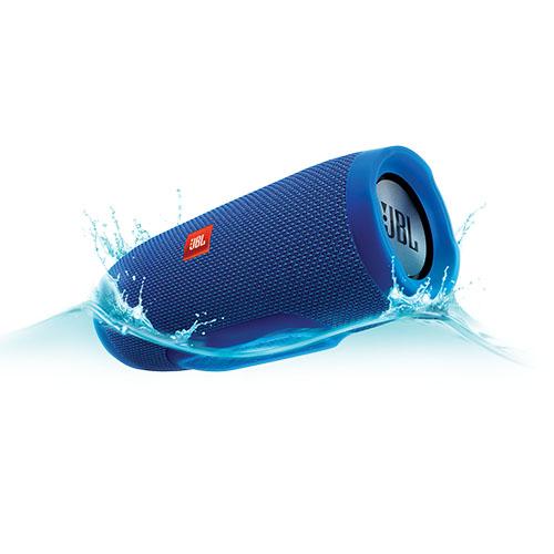 Boxa Portabila Charge 3 Waterproof Albastru