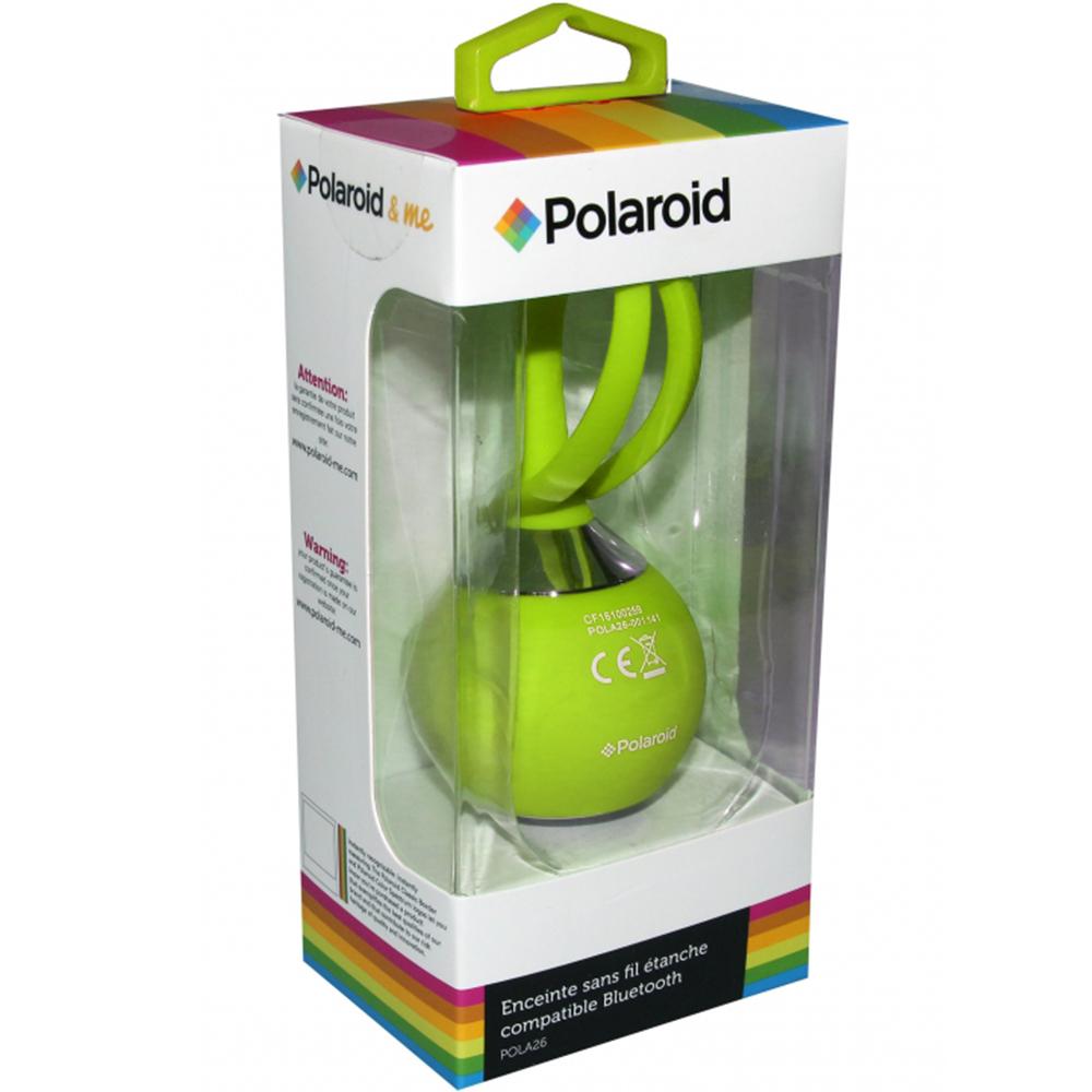 Boxa Portabila Din Silicon Verde