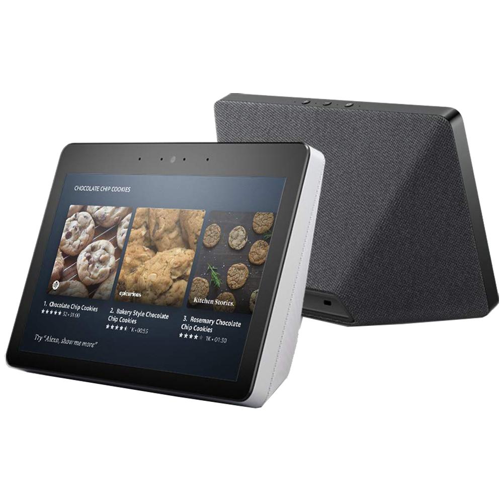 Boxa Portabila Bluetooth Echo Show 2nd Gen, Ecran Tactil 10