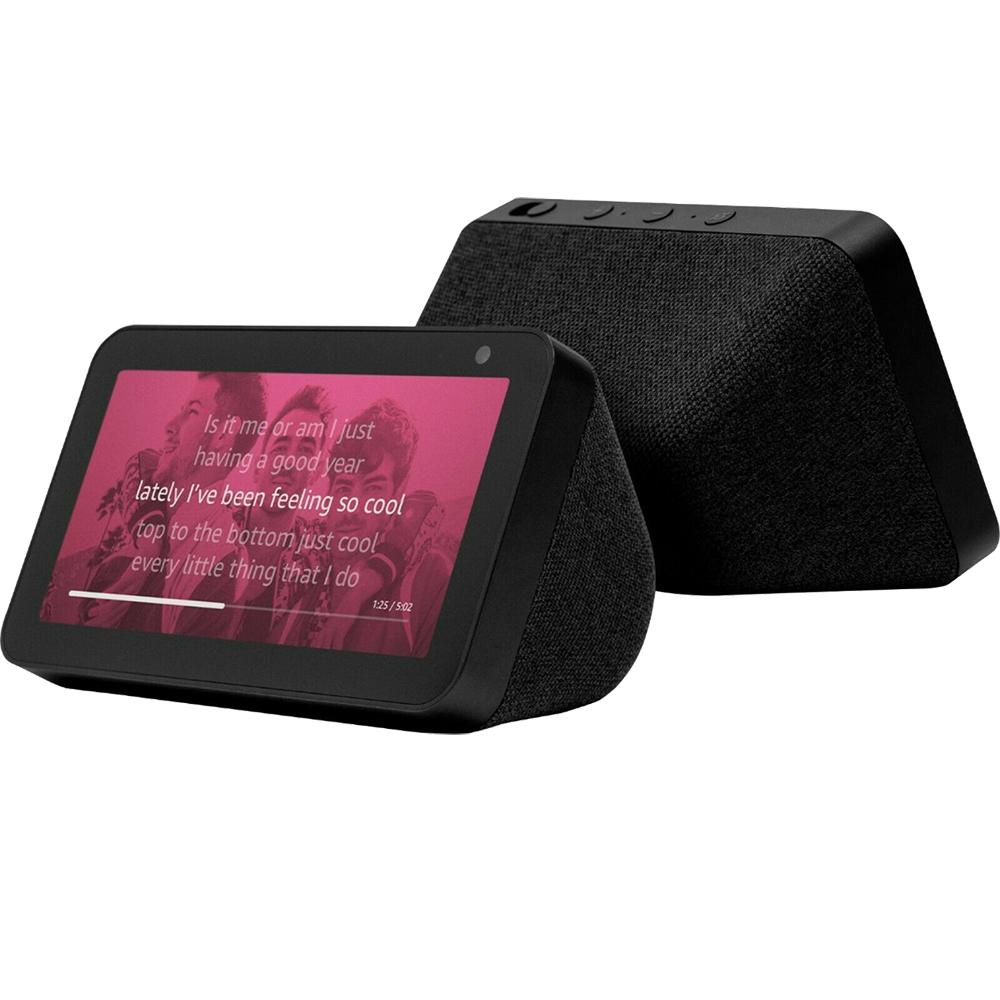 Boxa Portabila Echo Show 5, Bluetooth, Ecran Tactil 5