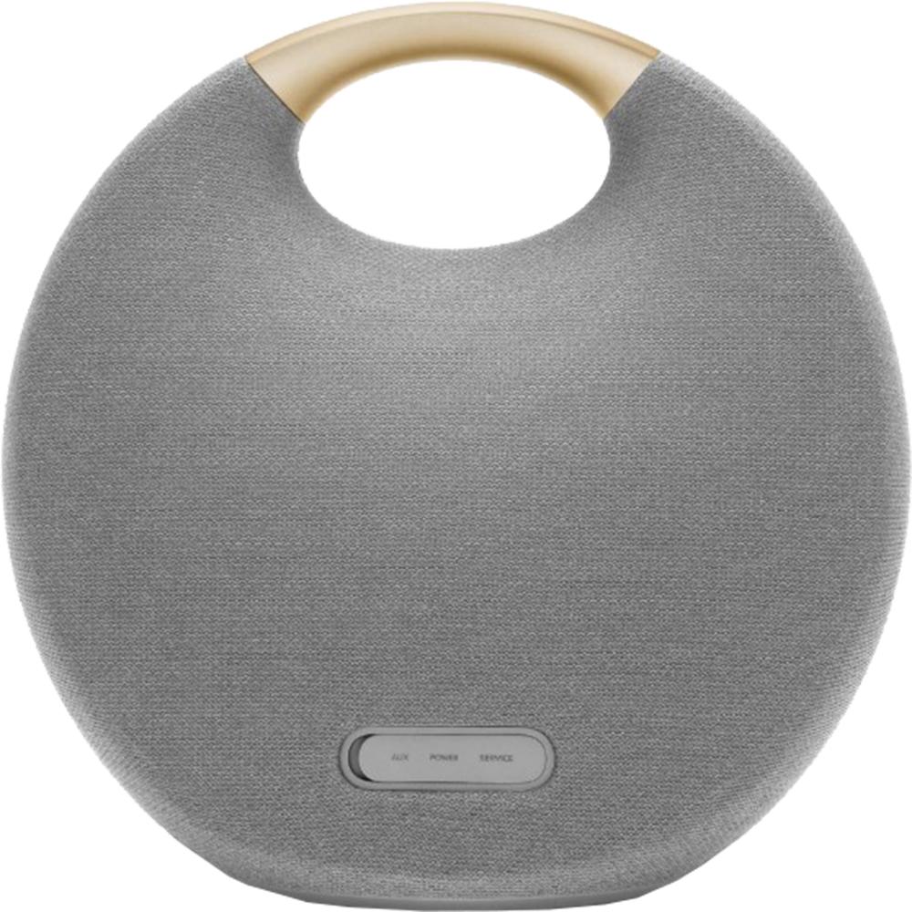 Boxa Portabila Wireless Bluetooth Onyx Studio 6, Conectare Multipla, Buton Control, Gri