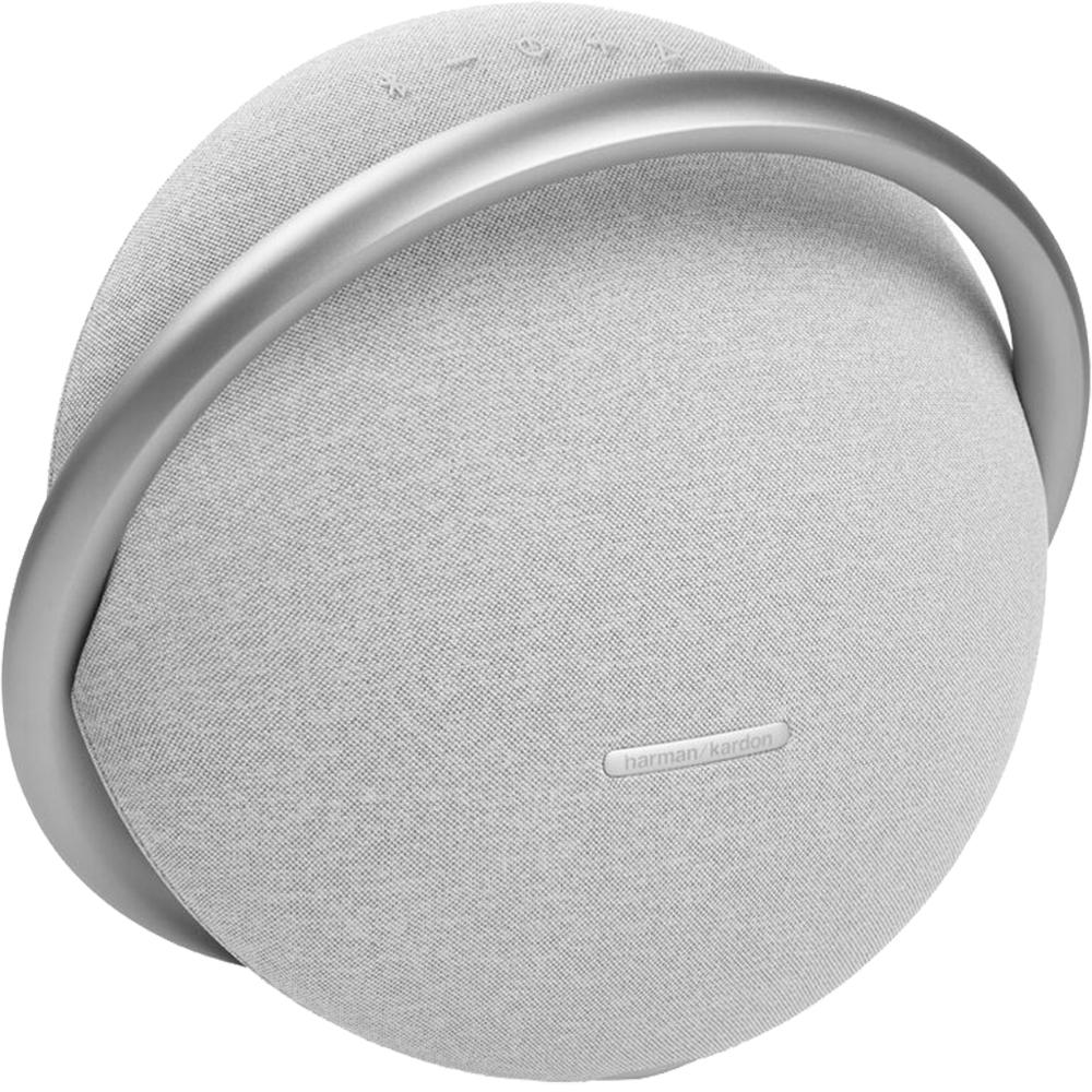 Boxa Portabila Bluetooth Onyx Studio 7, Stereo, Wireless Dual Sound, Panou Control,  Gri