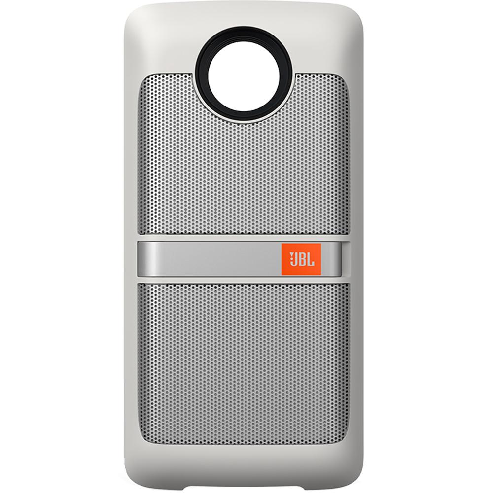 Boxa Portabila Sound Boost Moto Mods Pentru Motorola Moto Z Alb